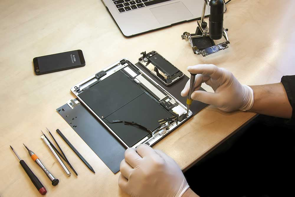 ipad repair wintech
