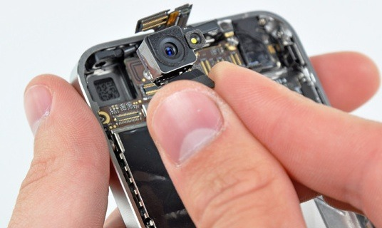 Cell phone- camera repair