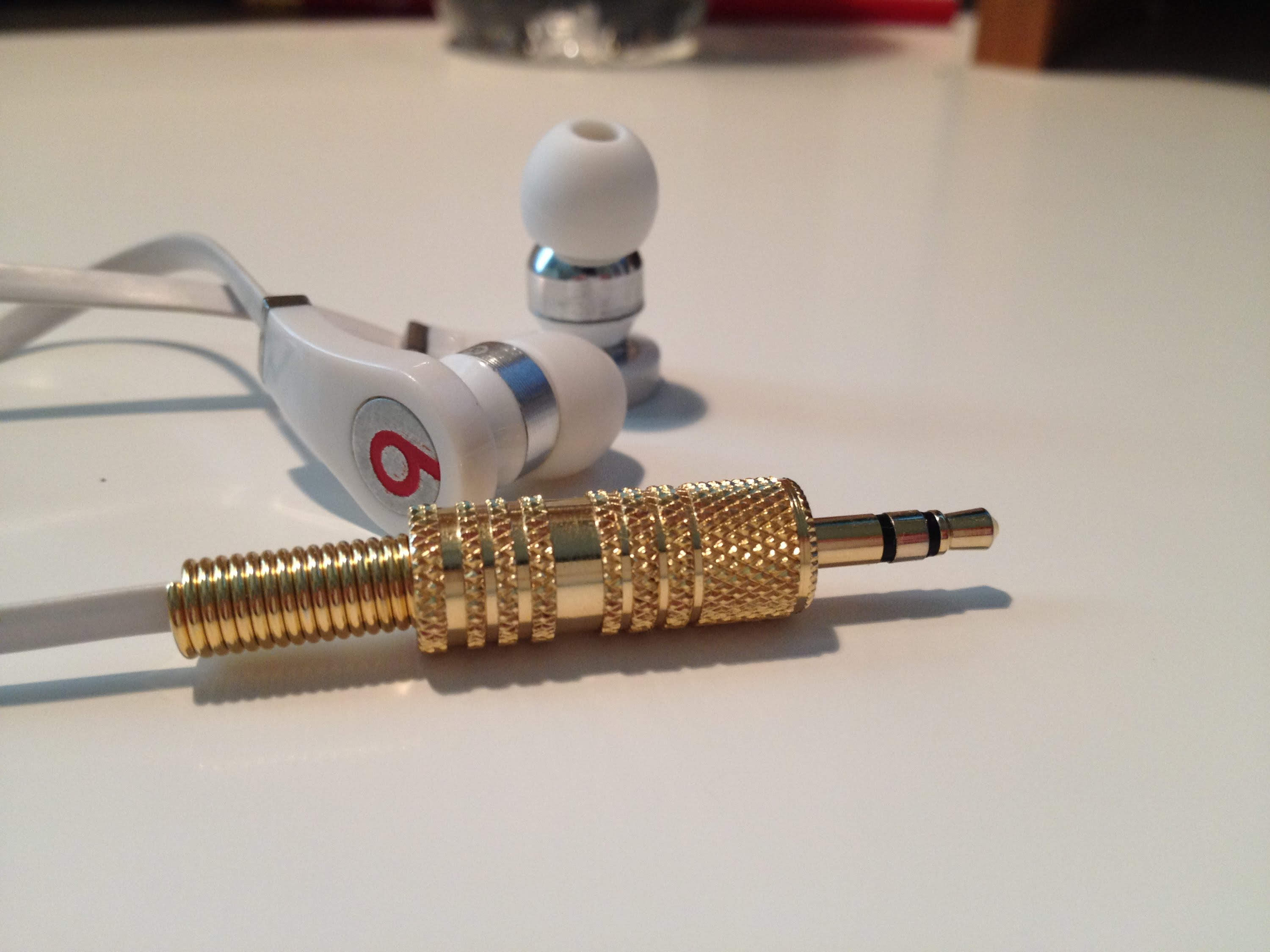 Headphone jack repair
